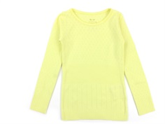 Noa Noa Miniature t-shirt Doria lemon grass